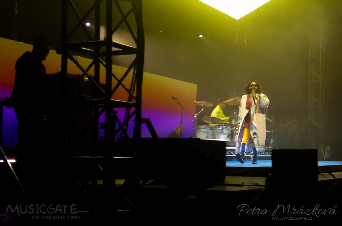 Thirty Seconds to Mars představují v rámci The Monolith Tour své nové album America
