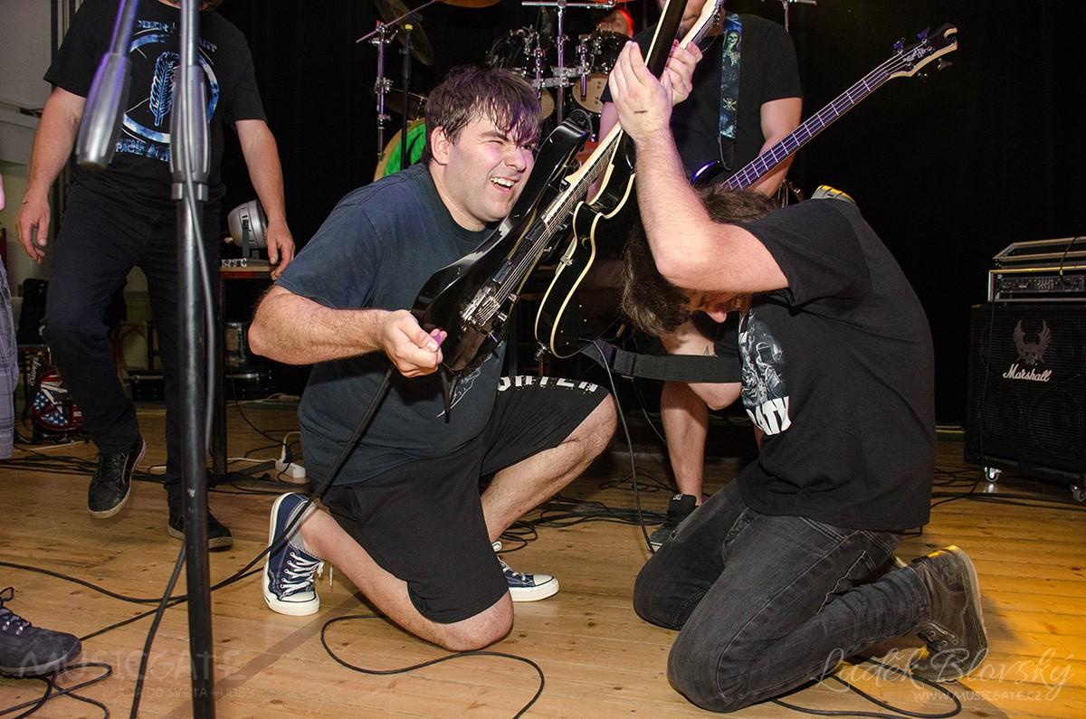 V Lužanech zahrály Elegie rock a Grady Ann