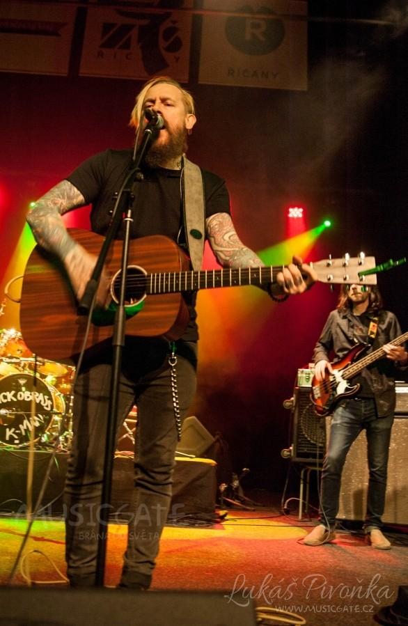 KC Labuť zažilo pořádný irsko-skotský koncert.