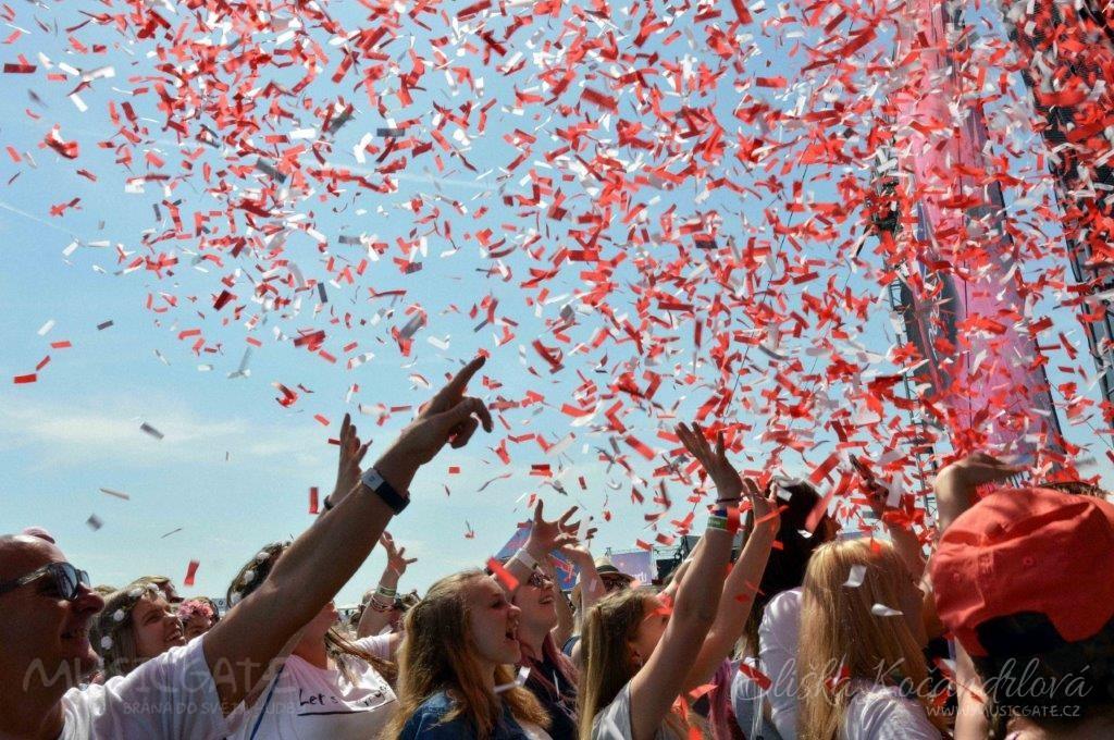Praha zažila již 14. ročník studentského festivalu Majáles