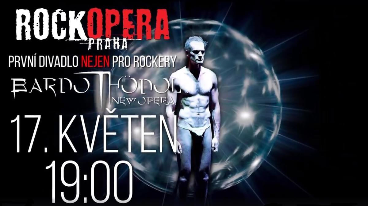 Soutěž o volňásky na mystické představení Bardo Thödol v RockOpeře Praha