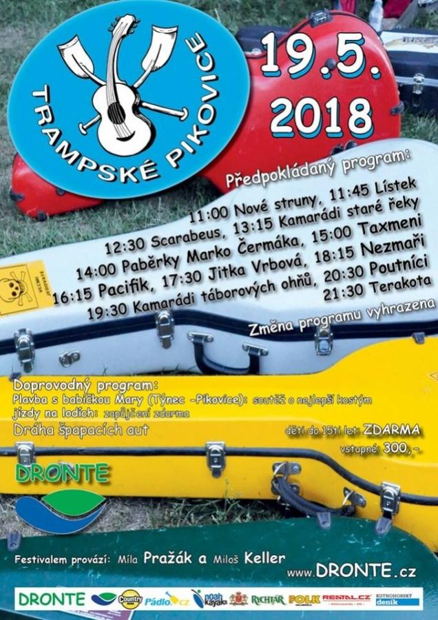 Tramské Pikovice již 19. 5. 2018