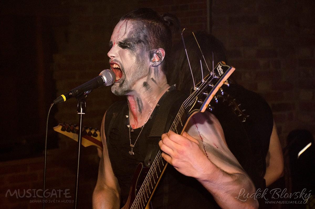 Metalová Amnesia Tour ve Spáleném Poříčí