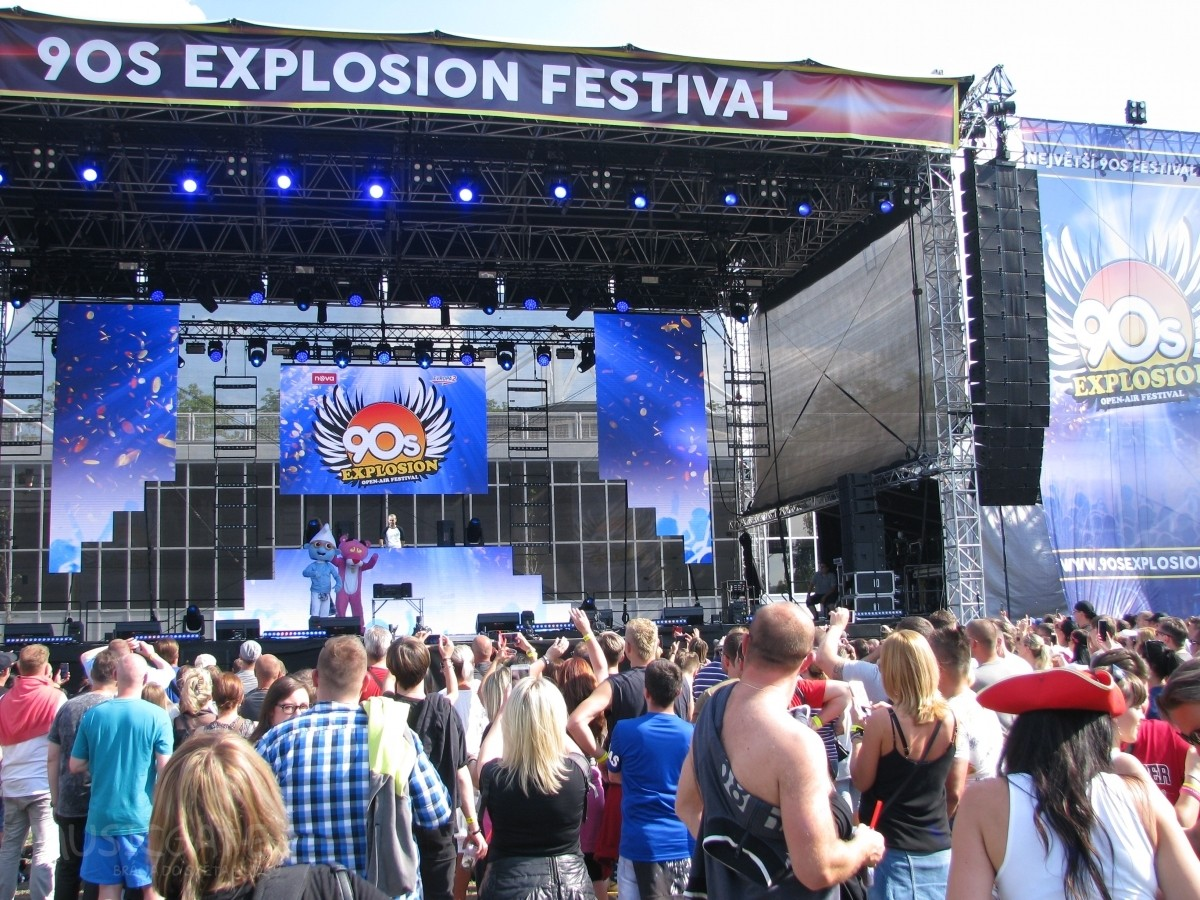 90´s Explosion open air festival 2018
