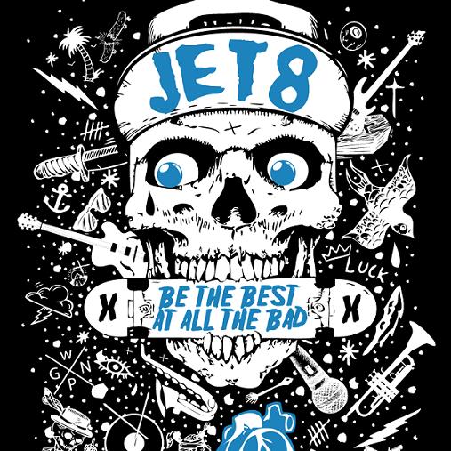 Pražská brasscore kapela Jet8 právě vydala nový videoklip