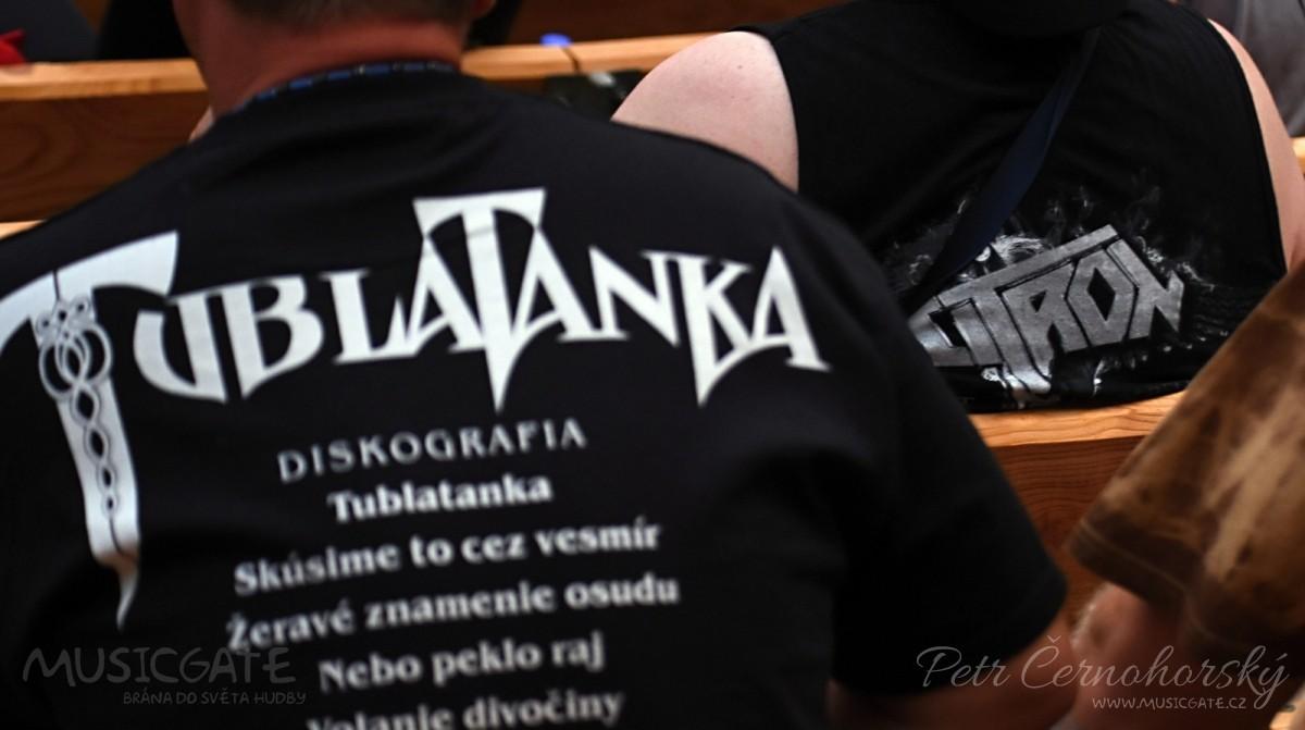 České turné Citron a Tublatanka je minulostí