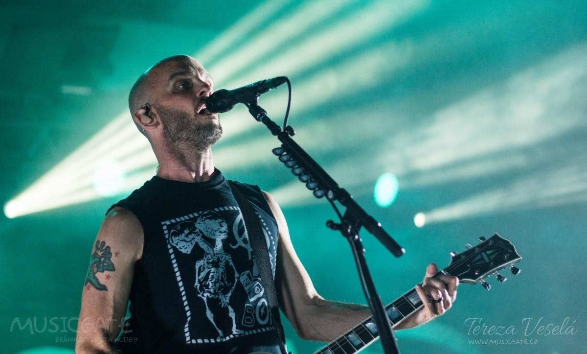 Rise Against opět v Praze!