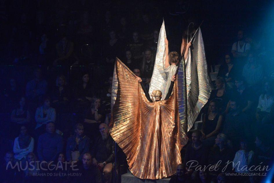 Soutěž o volňásky na předposlední letní představení RockOpery Praha