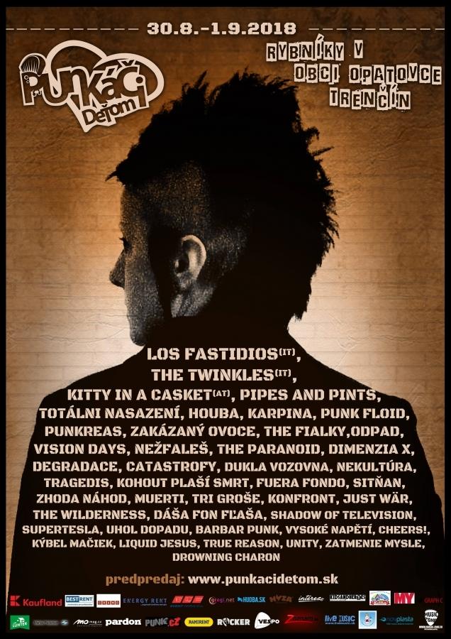 Festival Punkáči deťom uzavrel svoj line-up