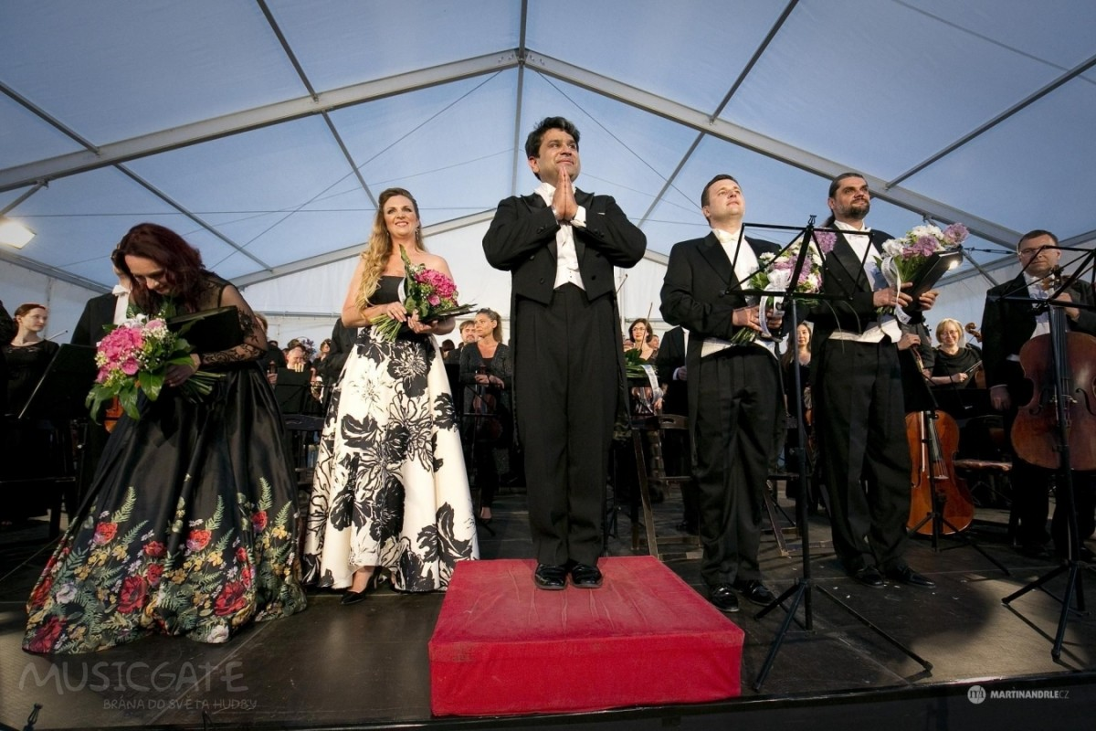 Jubilejní 50. ročník Hudebního festivalu A. Dvořáka Příbram je za námi