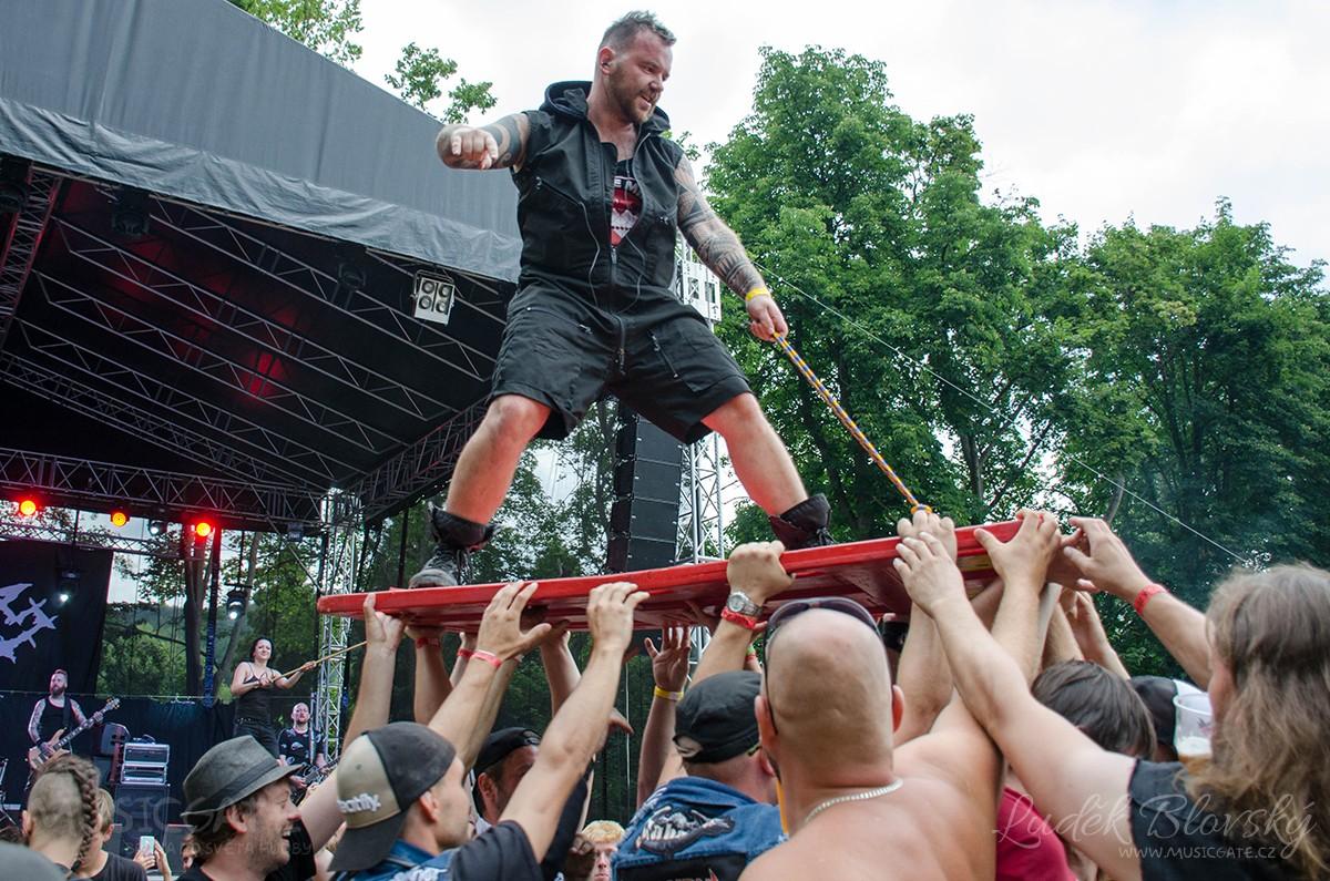 Manětínský festival výběrem kapel nezklamal