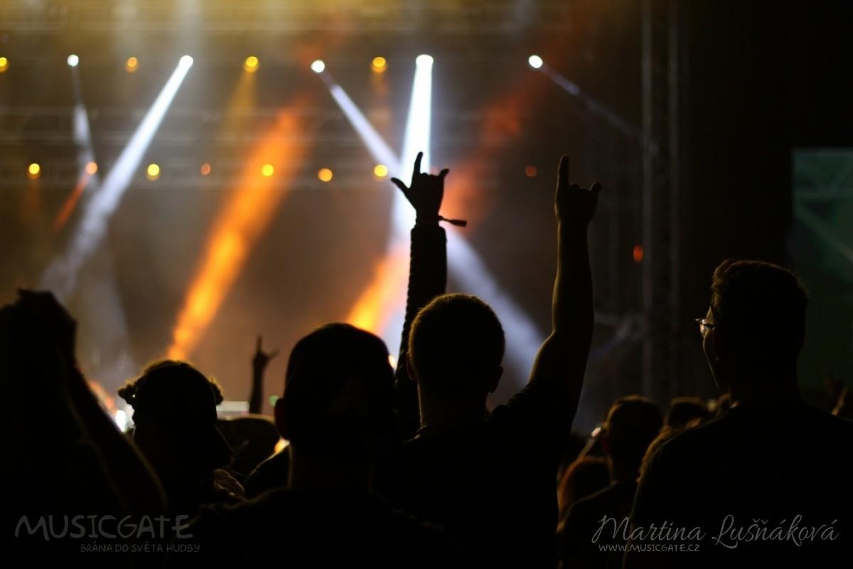 The Prodigy na Rock for People letos bez zpoždění