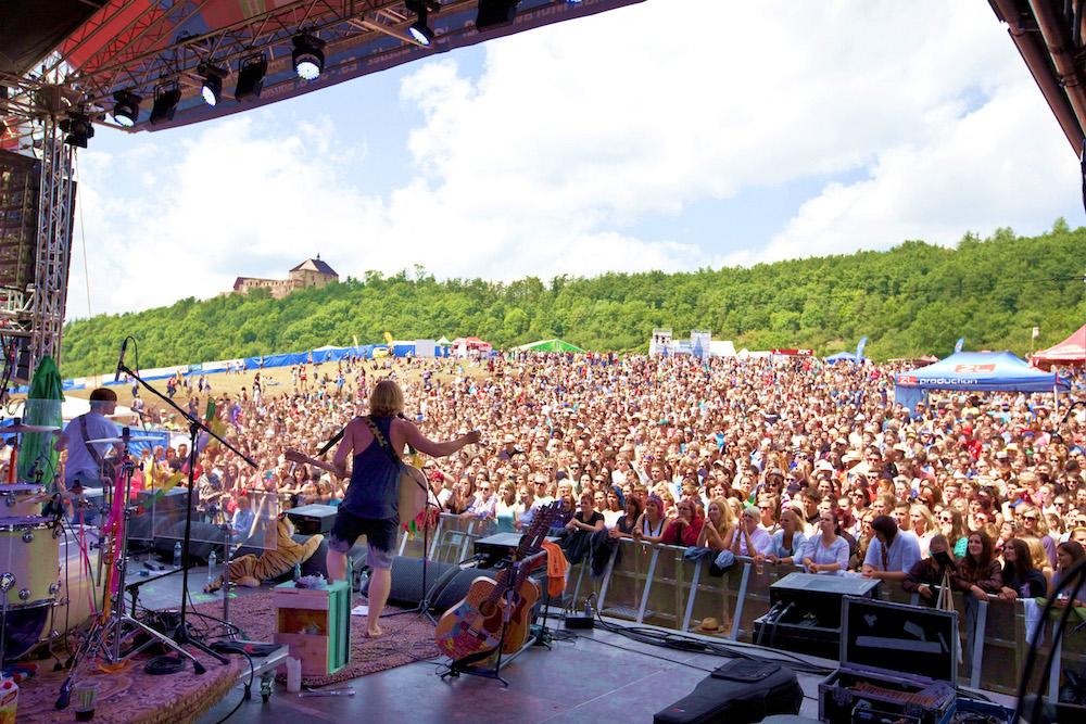 Festival Hrady CZ startuje tento pátek a sobotu na Točníku