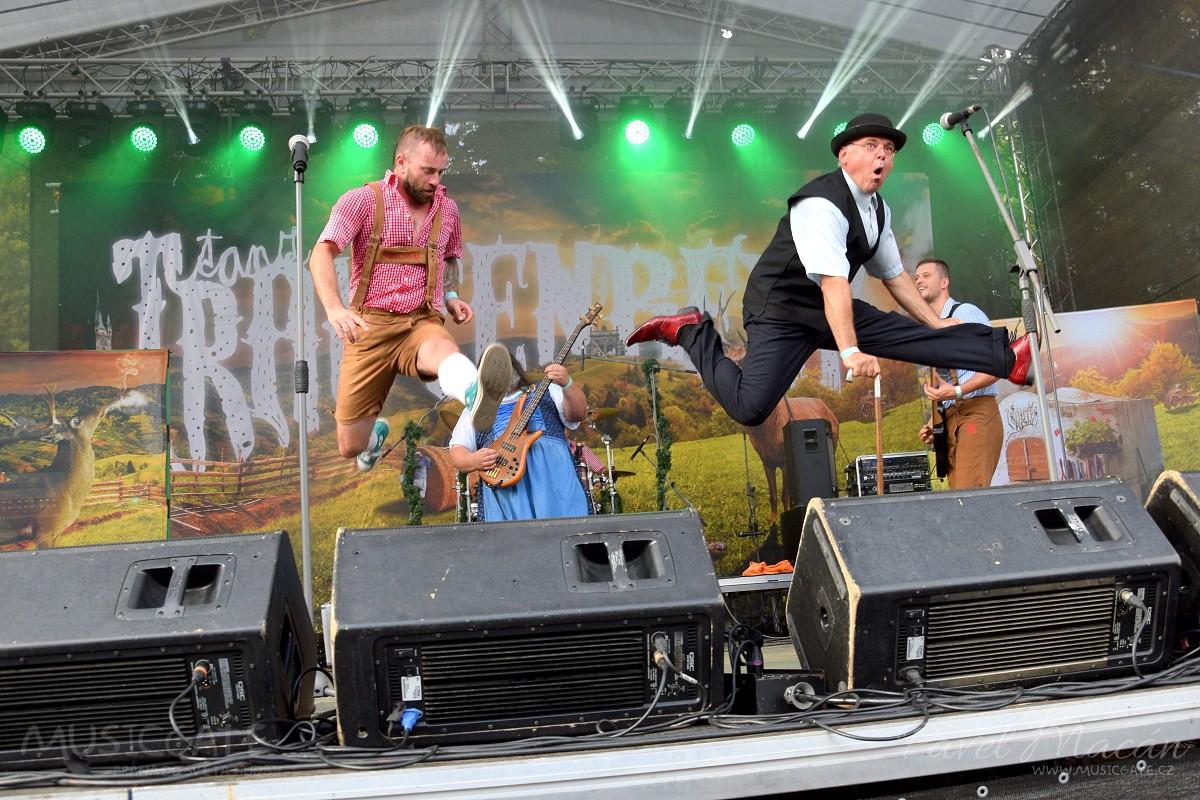 Rockfest Jince 2018 plný skvělé muziky a pohody se vydařil!