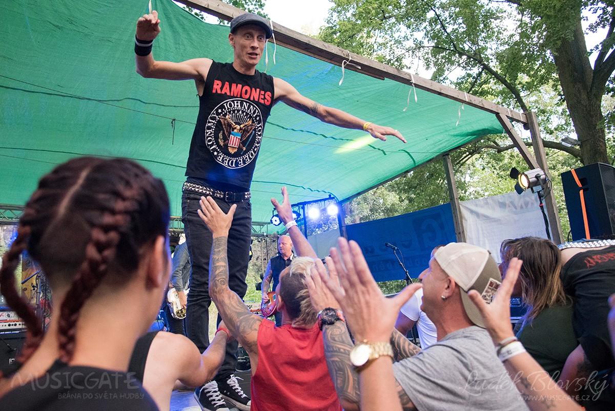 Vlčtejnský Prasofest zaznamenal rekordní návštěvnost