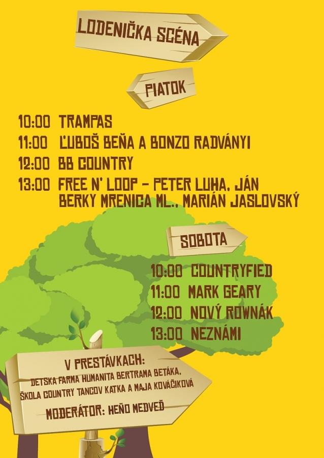 Festival Lodenica bude mít tři pódia, legendární Jaromír Nohavica chystá překvapení se skupinou Slniečko