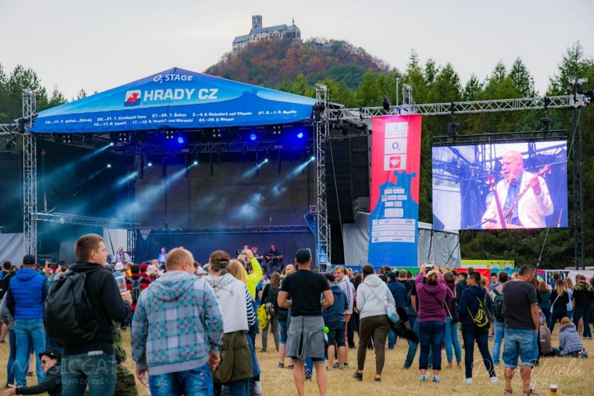 České hrady 2018 uzavřely svou pouť na Bezdězu