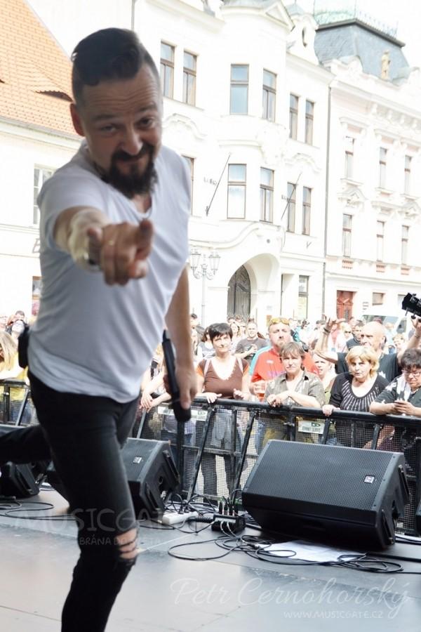 Soutěž o lístky na koncert skupiny Argema do Kovářova