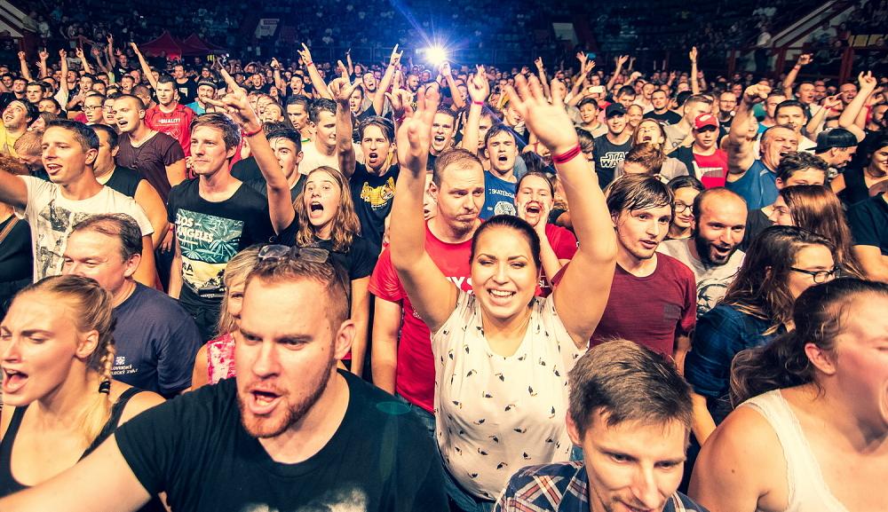 Horkýže Slíže odstartovali podzimní část turné Pustite Karola vyprodaným koncertem v Považské Bystrici