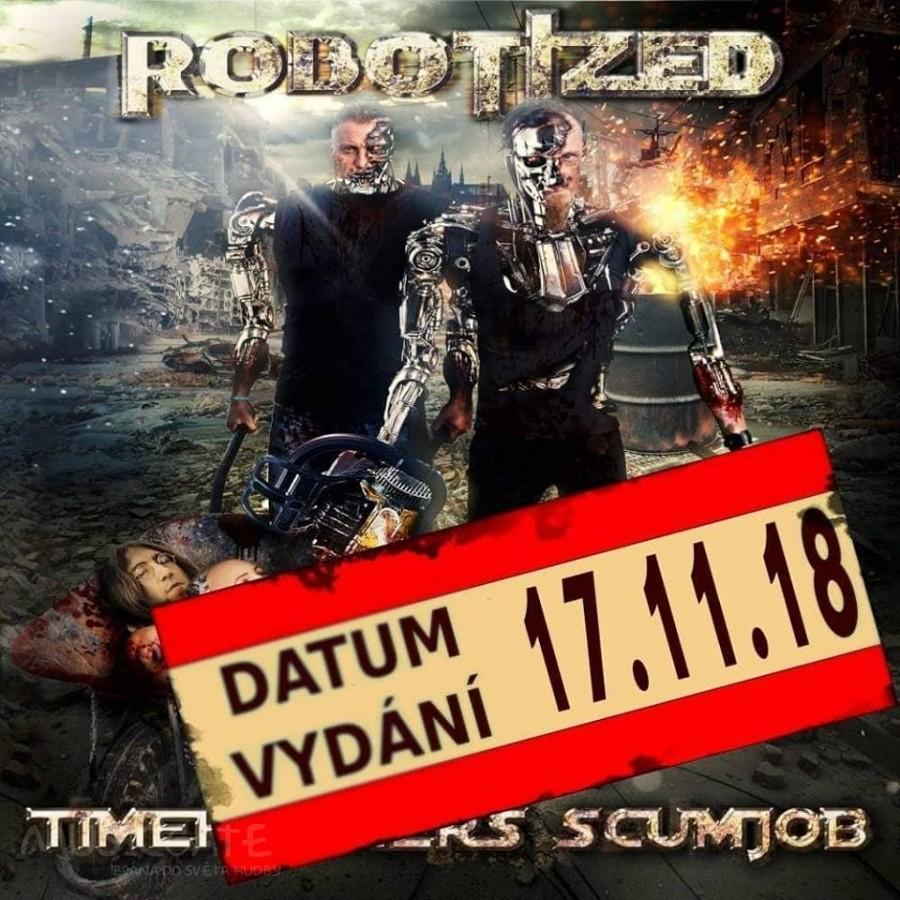 Nová formace ROBOTIZED představila nahrávku z připravovaného alba.