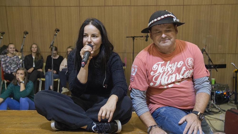 Katarína Knechtová a Šarišan za měsíc startují PUTO, první dva koncerty jsou již vyprodány!