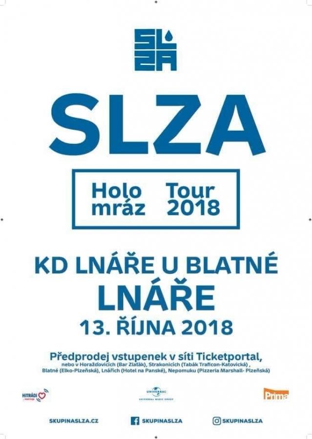 Podzimní turné Holomráz odstartuje v KD Lnáře