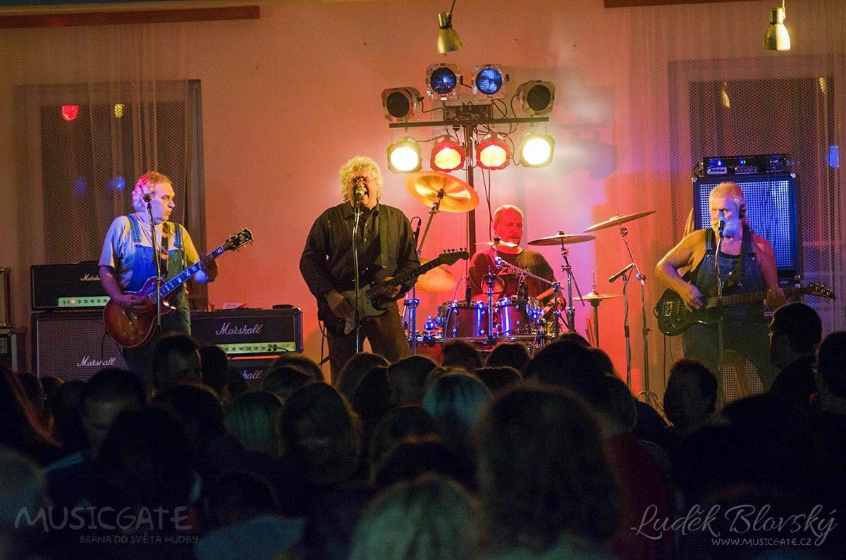 Odyssea rock v Kadově u Blatné