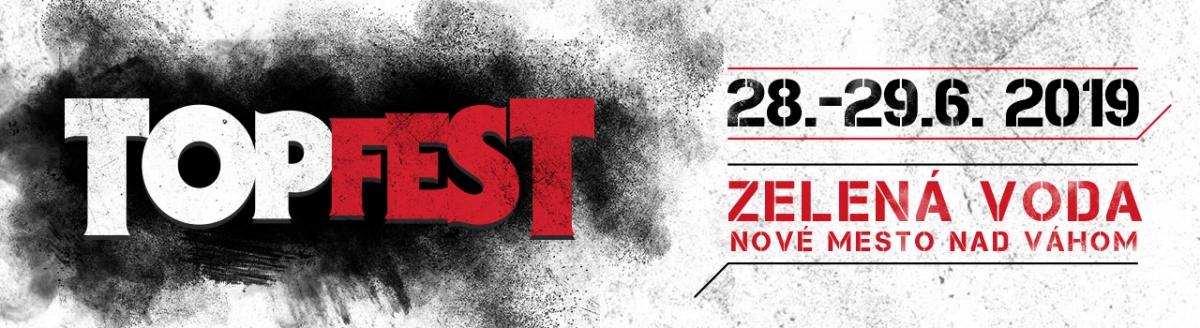 Festival TOPFEST 2019 odstartoval předprodej vstupenek, setkáme se na Zelené vodě v Novém Meste nad Váhom
