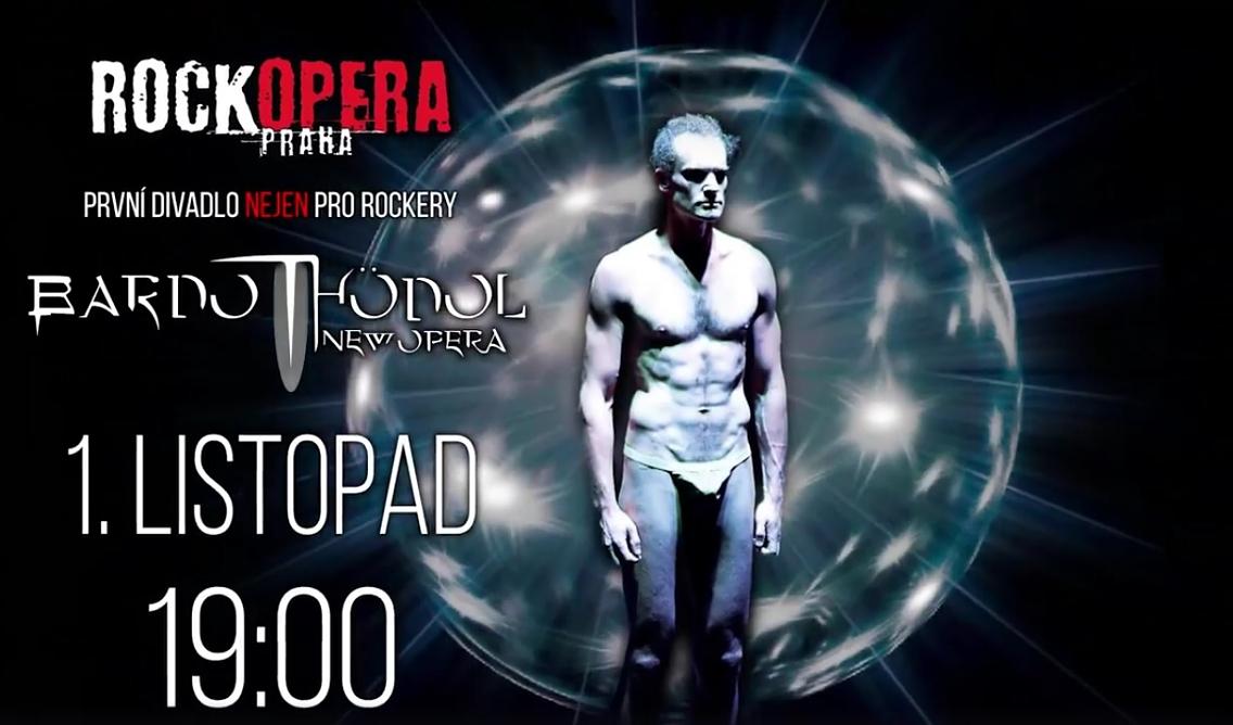 Soutěž o lupeny na mystické představení Bardo Thödol v RockOpeře Praha