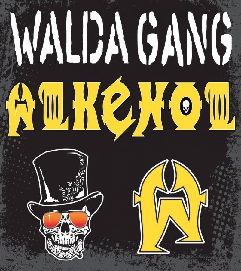 Rockoví bouřliváci Walda Gang a Alkehol udeří v KD Mrákov!
