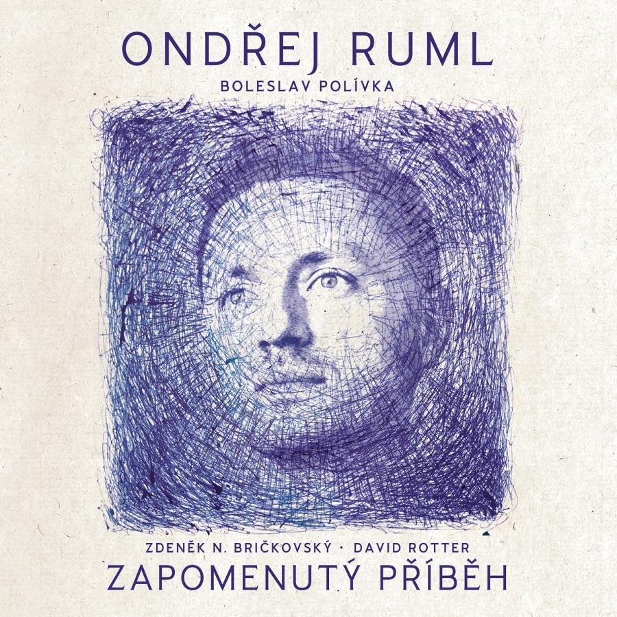 """Ondřej Ruml vydává před Vánocemi nové album Zapomenutý příběh:  """"Je to pro mě naprosto zásadní deska,"""" říká."""