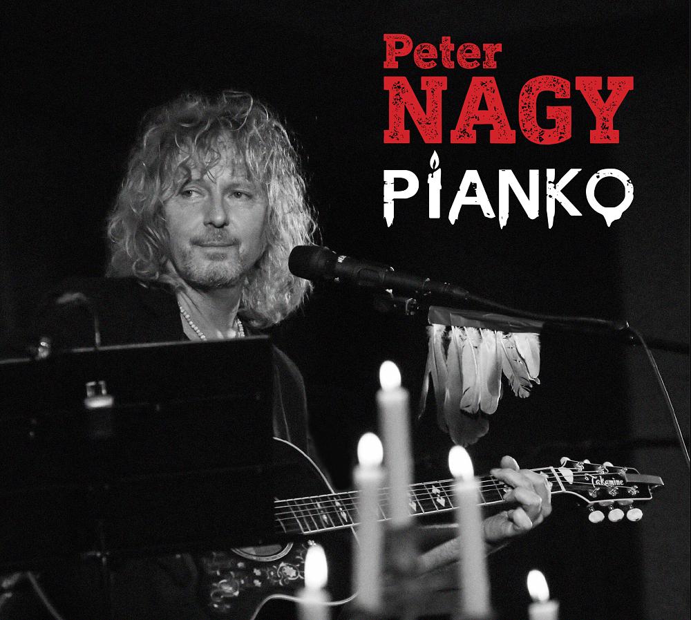 Peter Nagy má nové album PIANKO, zahraje ho na vánočním turné
