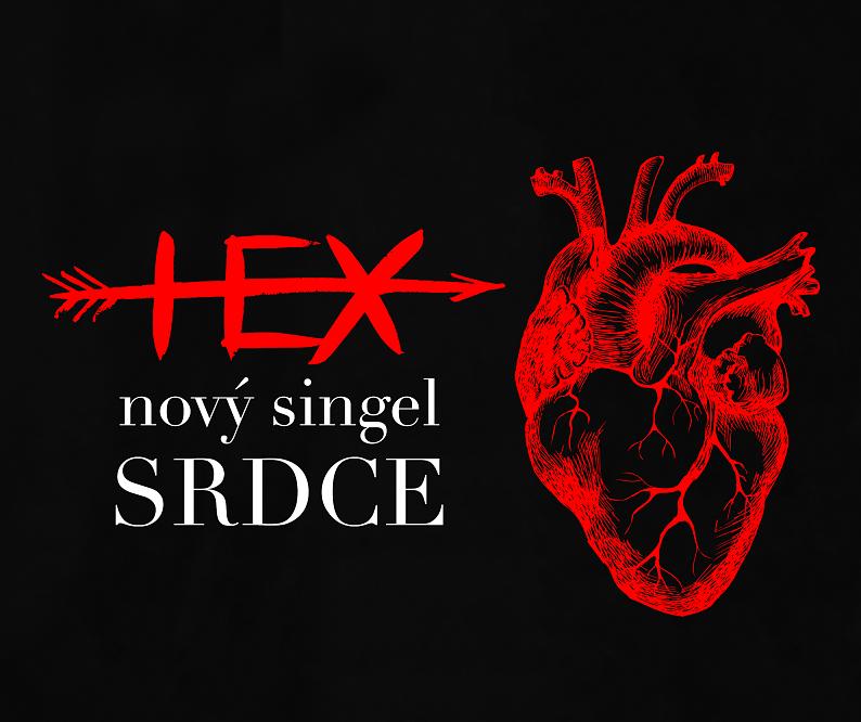 Krásná novinka od skupiny HEX, písnička Srdce vás dostane