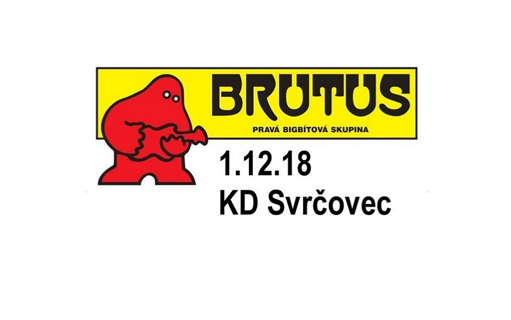 Celý večer rock 'n' roll aneb legendární Brutus v KD Svrčovec! Oujééé!