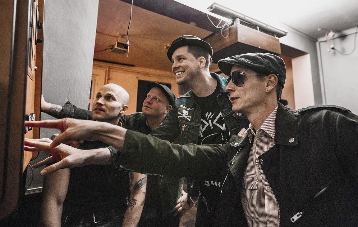 The Fialky: Právě vychází LP Průser a Videoklip UNITED