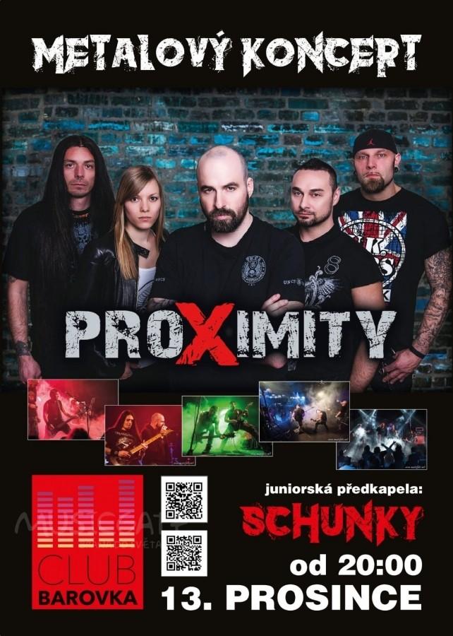 Metal ProXimity  v Club Barovka