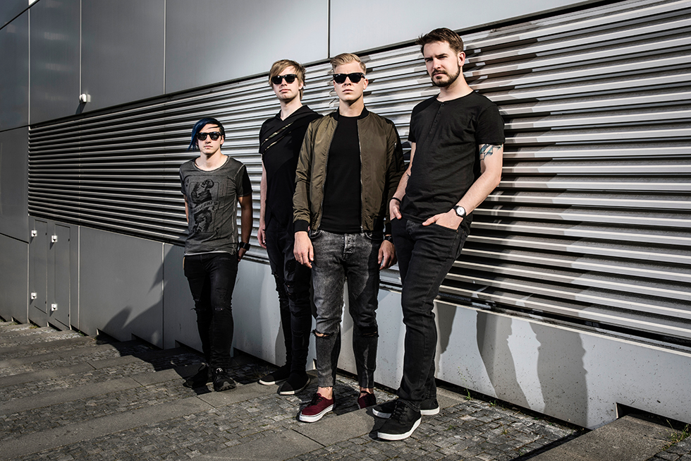Česká kapela Define Me vydává první klipový singl z anglické produkce