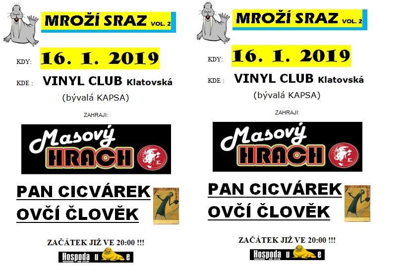 Mroží setkání vol. 2 v Plzni