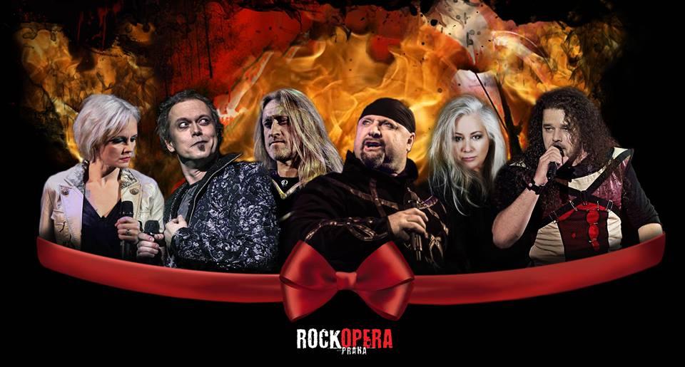 RockOpera Praha vyjede na turné a ukáže vraždící Barbie