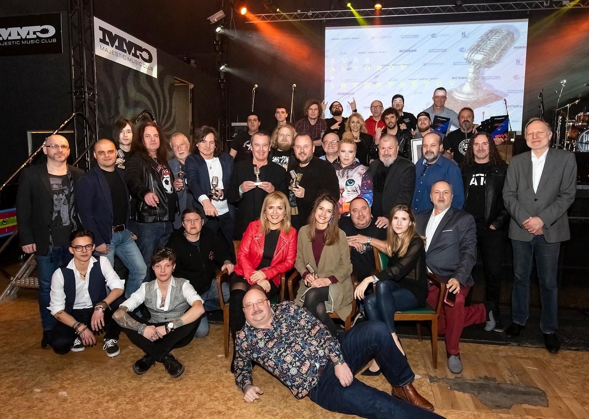 Martin Ďurinda, Sima Martausová, Horkýže Slíže, Topfest a Bratislavské jazzové dni si odnesli výroční ceny ZAI za rok 2018