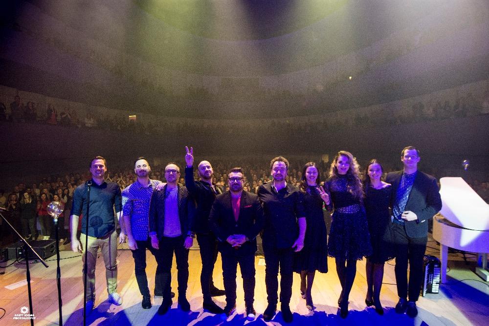 No Name odstartovali Dermacol No Name Acoustic tour 2019 vyprodaným koncertem ve Zlíně  a v pozměněné sestavě