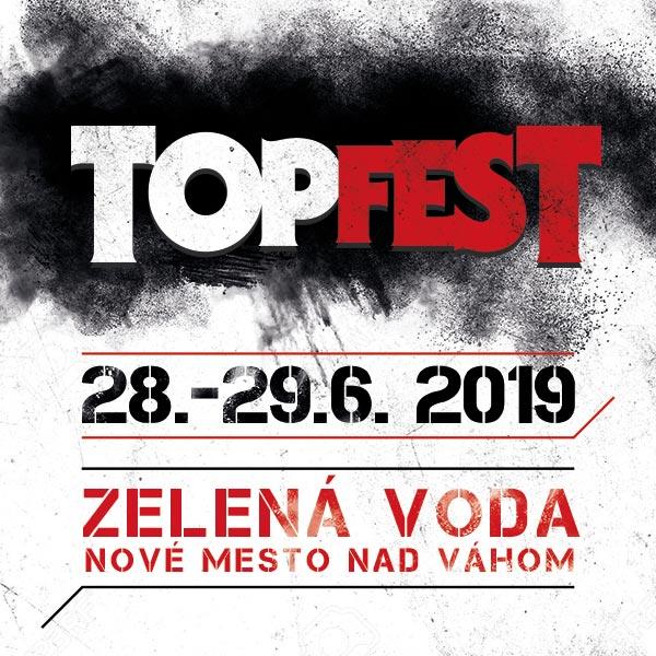 Festival TOPFEST zažije jediný koncert projektu Zemětřesení na Slovensku!