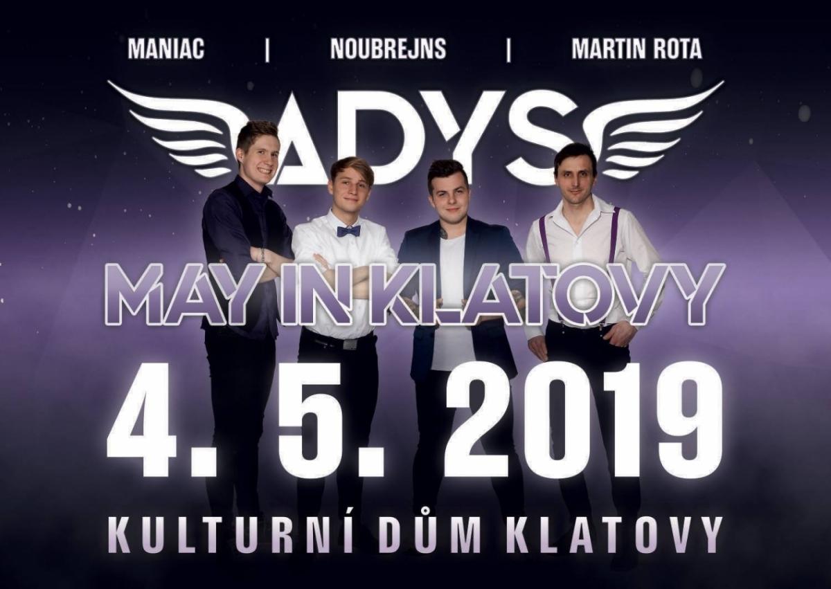 Kulturní dům Klatovy zažije hudební nářez!