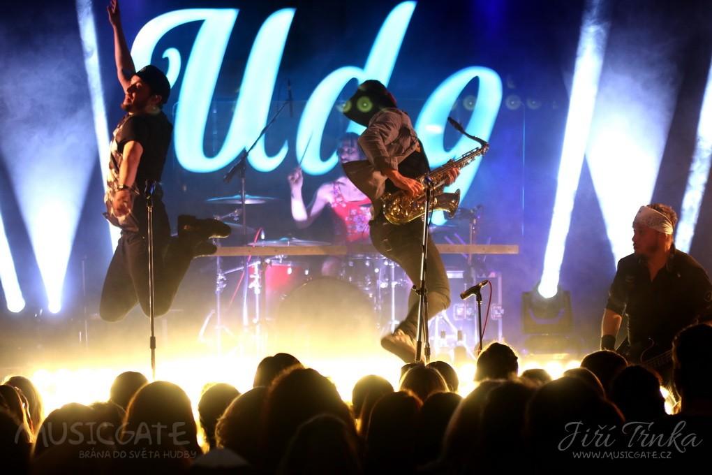 UDG: Jak začínali, jak prožili 20 hudebních let, jak si užili turné, co chystají dál, ...
