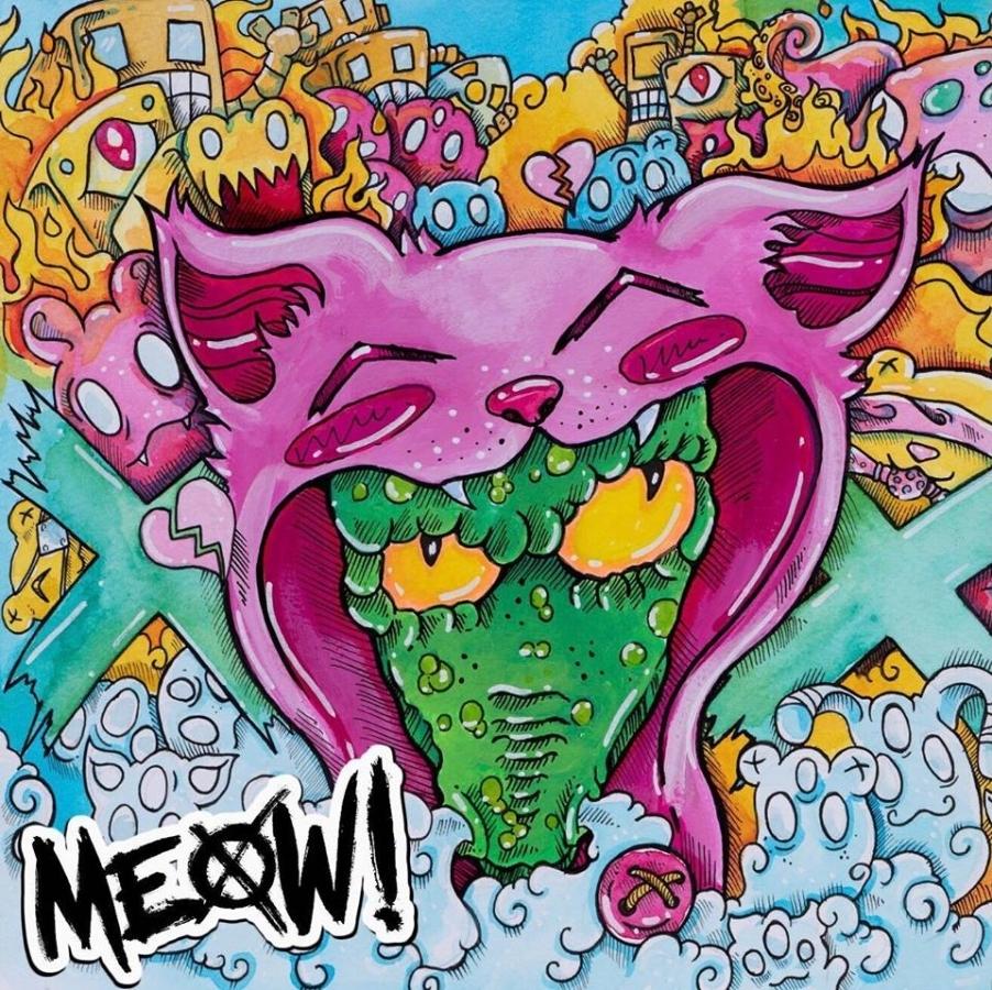 MEOW! vydávají své první debutové album a s ním první nabušenej klip.