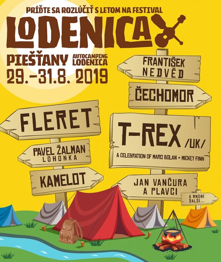 Skupina Plavci odehraje na festivalu Lodenica svůj poslední koncert