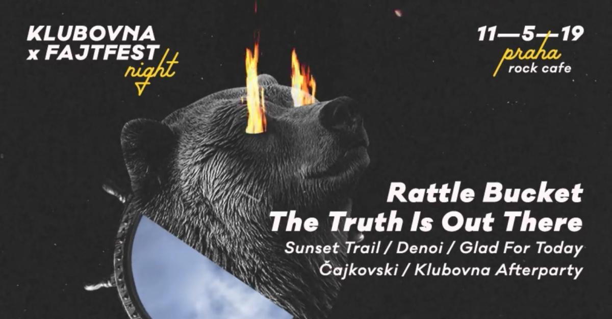 KlubovnaFajtfest Night // Praha