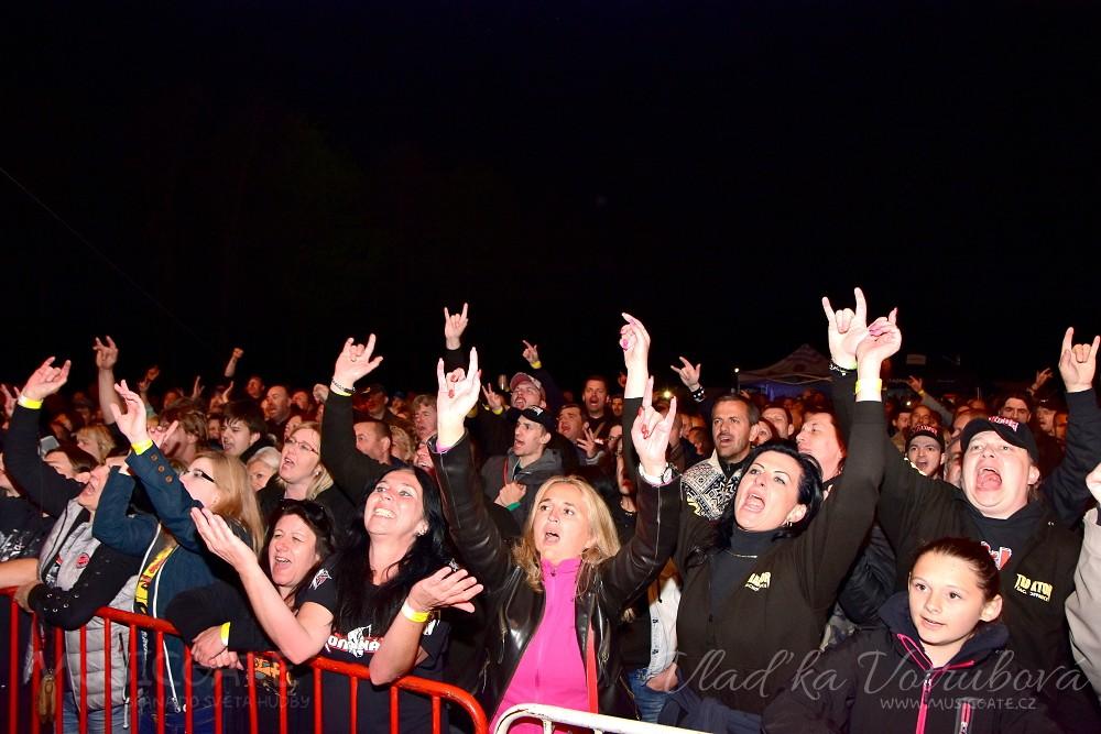 Dolany Fest u Klatov byl plný výborné muziky a pohodové atmosféry!