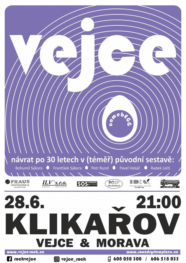 Klikařovský parket se vrací na koncertní mapu Západočeského kraje