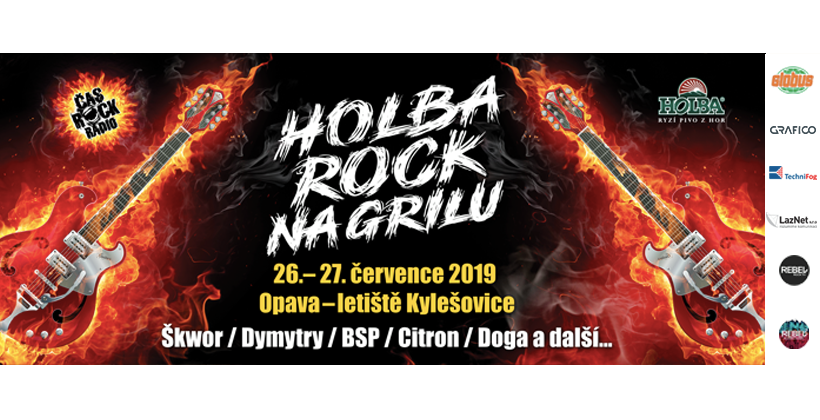 Holba Rock na grilu 2019